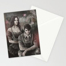 Hansel et Gretel Stationery Cards