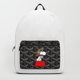 flying snoopy Backpack