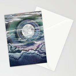 Moon Glow III Stationery Cards