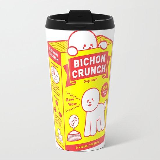BICHON CRUNCH Travel Mug