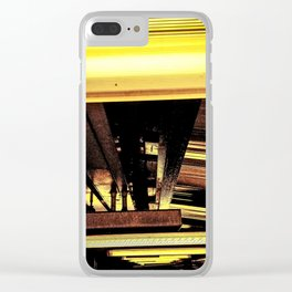Abby Clear iPhone Case