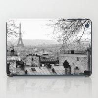paris iPad Cases featuring Paris by Studio Laura Campanella