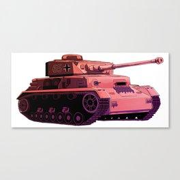Panzer IV Tank Canvas Print