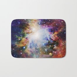 Rainbow Orion NEBulA Bath Mat