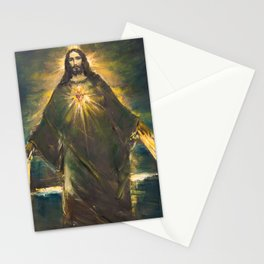 THE LIGHT OF THE WORLD III Stationery Cards