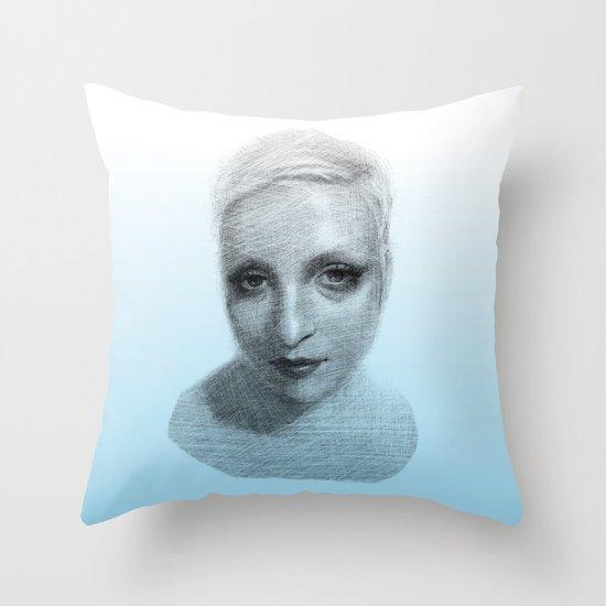 #36 Lash Throw Pillow