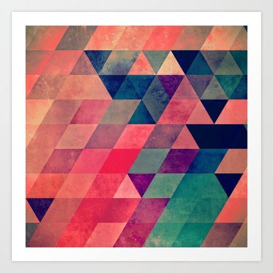 hyt cyryl Art Print
