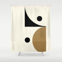 Curve Shower Curtain