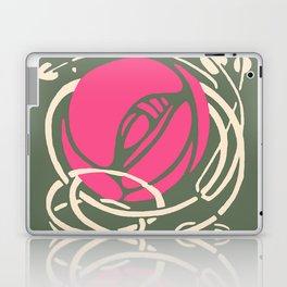 "Charles Rennie Mackintosh ""Roses"" (1) Laptop & iPad Skin"