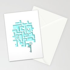 Finish it later Stationery Cards