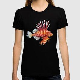 Firefish - lion fish T-shirt