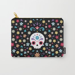 Cute day of the dead Carry-All Pouch