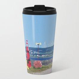 The Windy Coast Travel Mug