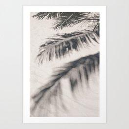 sunshine on the BEACH Art Print