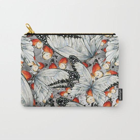Butterflies #1 Carry-All Pouch