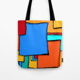 Cargo Ship Containers 11 Tote Bag
