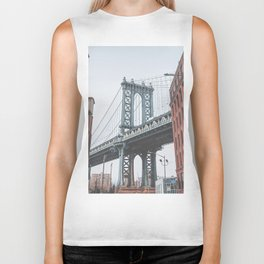 Dumbo Brooklyn New York City Biker Tank