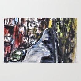 Naples City Street Rug