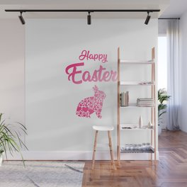 Happy Easter gift idea Wall Mural