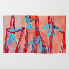 Aerial Quartet Rug