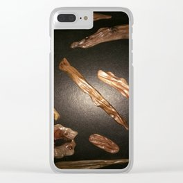 Petite gatrie personelle Clear iPhone Case