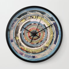 Round Sea Wall Clock