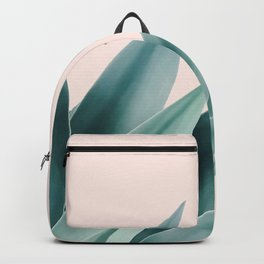 Agave flare II - peach Backpack