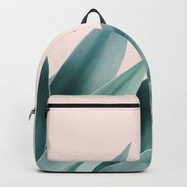 Agave flare II - peach Backpack