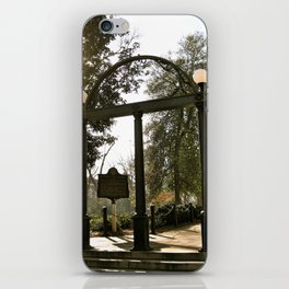 The Arch at UGA iPhone Skin