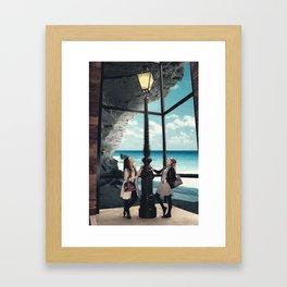 The 9 Islands - Barbican, UK Framed Art Print