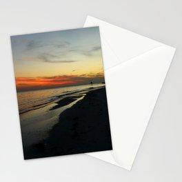 Evening Redness Stationery Cards