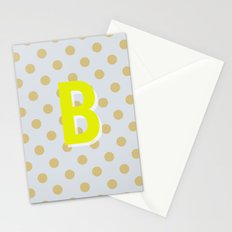 B is for Beautiful Stationery Cards