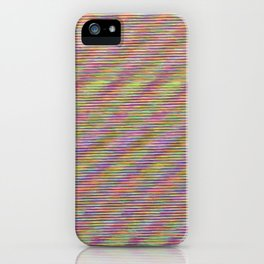 Dreaming of Swimming in Green Emerald Water iPhone Case