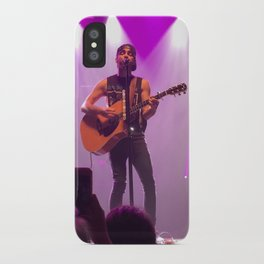 Alex Gaskarth- #Bands iPhone Case