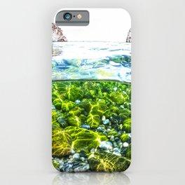 PARADISE BEACH IN MANI iPhone Case