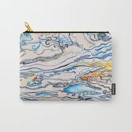 Roots and Wings Carry-All Pouch