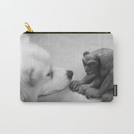 The Dog and The Gargoyle Carry-All Pouch