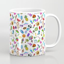 Summer bright and cheerful fun! Coffee Mug