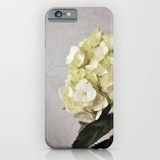 Baby Hydrangeas and Grey iPhone 6s Slim Case