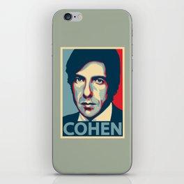 Leonard Norman Cohen iPhone Skin
