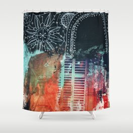 Melody Shower Curtain
