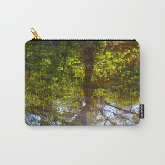 Summer Reflection Carry-All Pouch