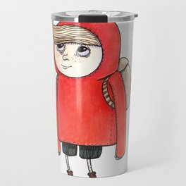 little red riding Travel Mug