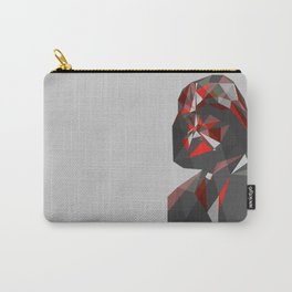 LowPolyVader Carry-All Pouch