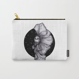 Fins like Fans Carry-All Pouch