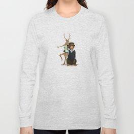 Happy Sailor Long Sleeve T-shirt