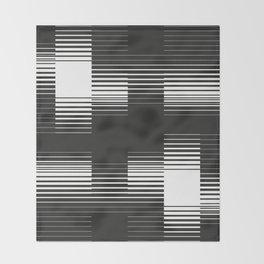 Lines #2 Throw Blanket