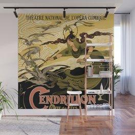 Cendrillon, Théâtre National de l'Opéra-Comique, Paris Wall Mural