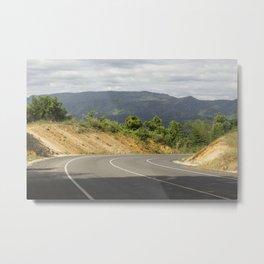 Jamaican Highway  Metal Print