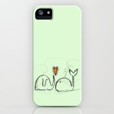 Love is in the air Slim Case iPhone (5, 5s)